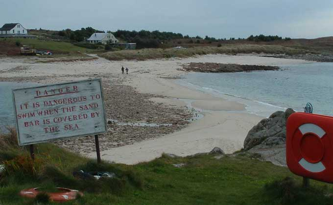 From St Agnes to Gugh